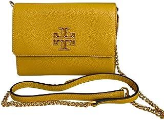 Tory Burch Women's Britten Chain Wallet