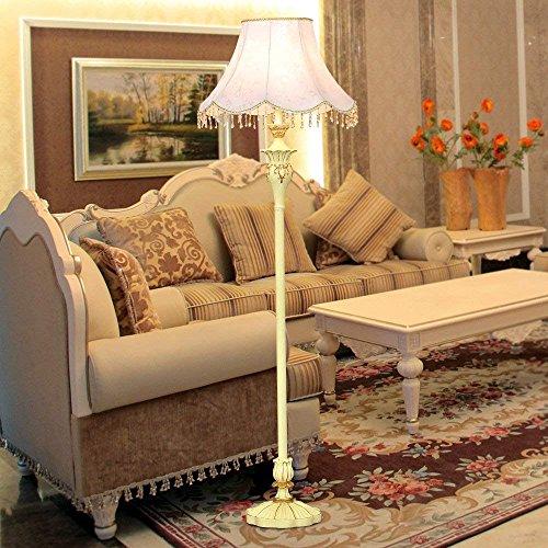 DSJ vloerlamp moderne eenvoudige vloerlamp woonkamer vloerlamp slaapkamer studie lamp Europese retro luxe vloerlamp