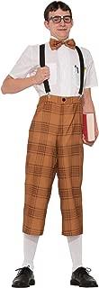 Mr Nerd Adult Costume-