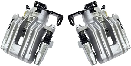 CCK11093 [2] REAR Premium Grade OE Semi-Loaded Caliper Assembly Pair Set