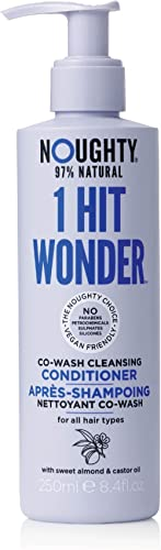 Noughty 1 Hit Wonder Cleansing Conditioner and Co-Wash, 250ml