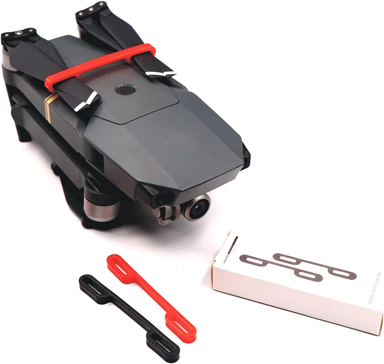 Fstop Labs for DJI Mavic Pro Platinum Fixator Propeller Blade Transport Strap Clip Stabilizer Predector Bracket Holder by FSLabs