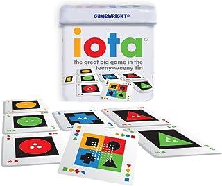 Gamewright CSG-IOTA Game, Multicolour