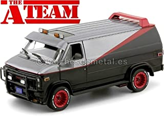 Greenlight 1983 GMC Vandura Cargo Van A-Team Equipo-A 1:24 84072