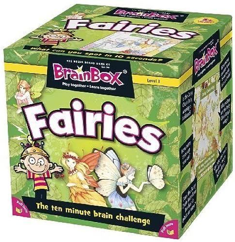 Brain Box - Fairies by Grün Board