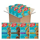 Enjoy Life Crunchy Cookies Variety Pack, Nut Free Cookies, Soy Free, Dairy Free, Gluten Free, Non GMO Cookies, 6 Boxes