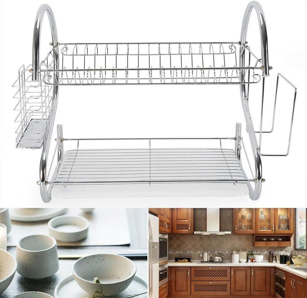 WINUS Dish Drying Rack 2 3 Stainless 22