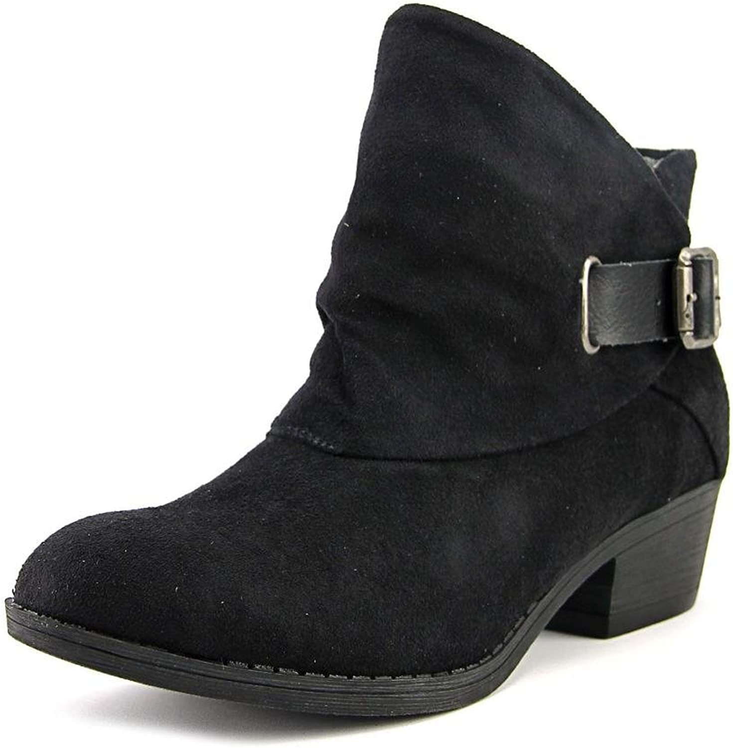 Blowfish Women's, Sill Ankle Boots Black 6.5 M