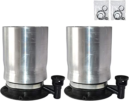 Rear Air Suspension Air Springs for 2007-2016 Ford Expedition