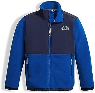 The North Face Boys Denali Full Zip Jacket in Cobalt Blue