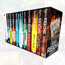 The Temperance Brennan Series 18 Books Collection Set By Kathy Reichs ( Series 1,2 & 3 )
