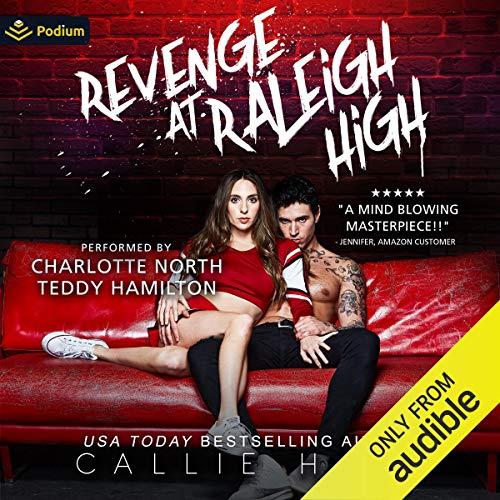 Revenge at Raleigh High cover art