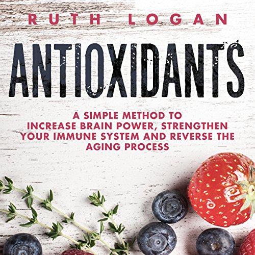 Antioxidants audiobook cover art