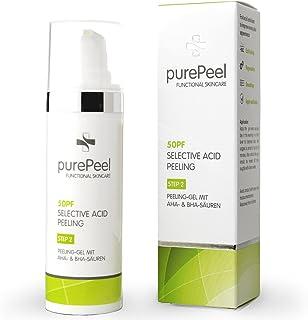purePeel 50pf selective fruit acid and salicylic acid