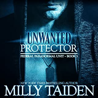 Unwanted Protector: Shape Shifter Paranormal Romance     Federal Paranormal Unit Series, Book 3              Written by:                                                                                                                                 Milly Taiden                               Narrated by:                                                                                                                                 Lauren Sweet                      Length: 5 hrs and 30 mins     2 ratings     Overall 5.0