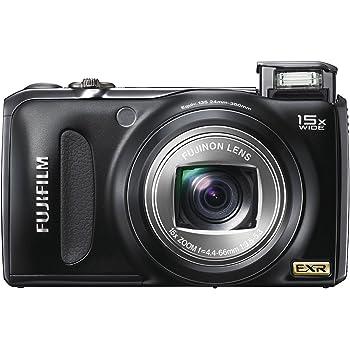 FUJIFILM デジタルカメラ FinePix F300EXR ブラック F FX-F300EXR B