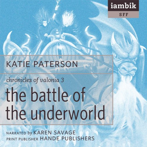The Battle of the Underworld audiobook cover art