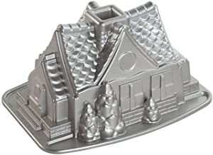 Nordic Ware Gingerbread House Bundt Pan
