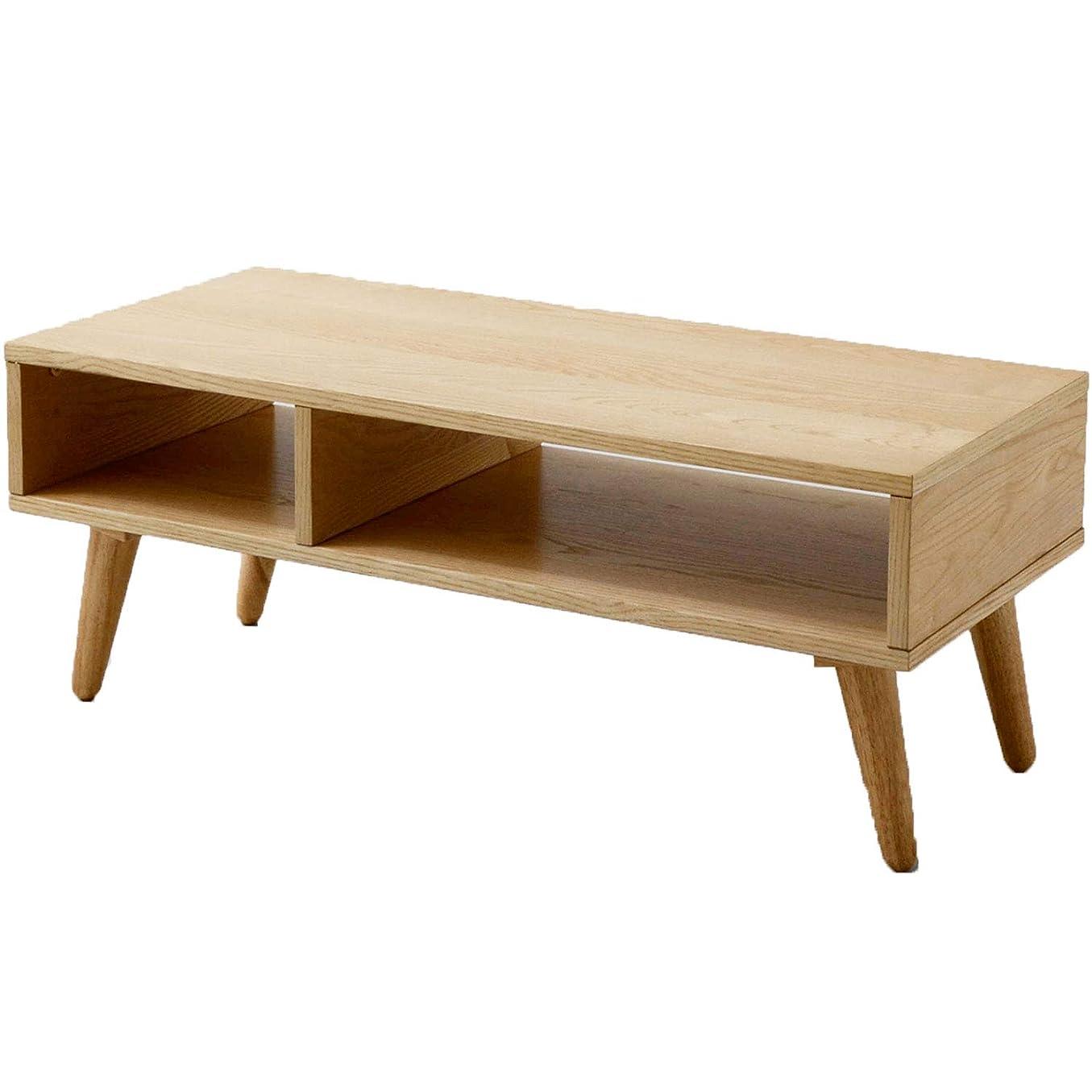 細菌シーボード誤解を招くエムール テレビ台 テレビボード アッシュ 幅90cm ローテーブル 木製 天然木 コーヒーテーブル 北欧 新生活 コンパクト 一人暮らし
