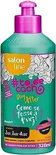Gel Uso Diário 320 ml Todecacho Liquido Unit, Salon Line