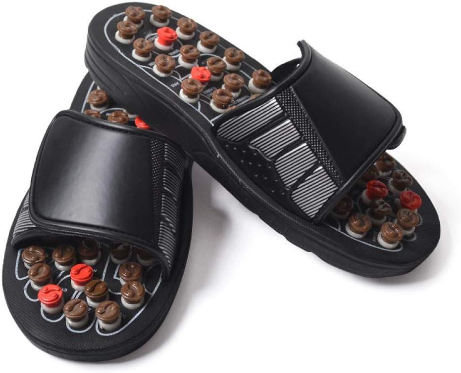 Zapatillas Casa Chanclas Sandalias Zapatos Unisex Masaje Zapatillas Sandalia para Hombre Pies Pie Giratorio Mujer