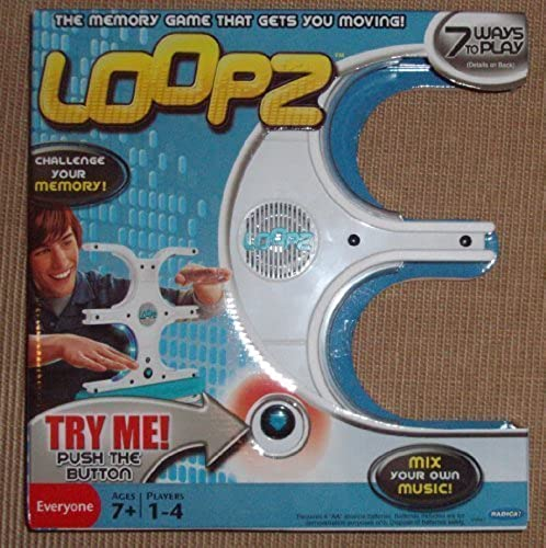 Loopz Game - Weiß Exclusive by Mattel