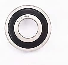 ZH Precision 1 Pack 6306-2RS Bearing 30x72x19 Sealed Ball Bearings use in Applications Such as transmissions, Motors, and Pumps