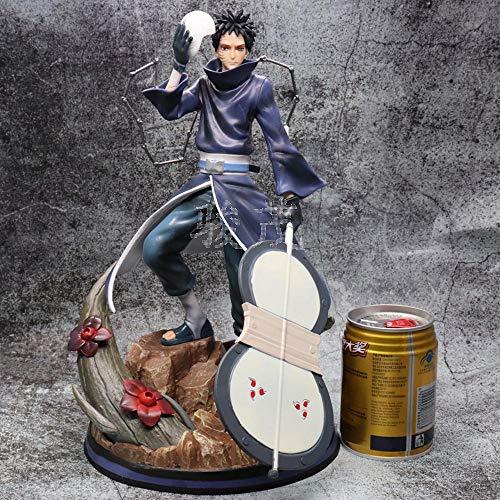 Naruto Uchiha Obito SammelfigurenModel Figur Statue Spielzeug für Dekoration Desktop 31cm