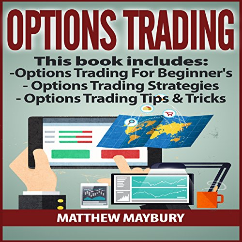 Options Trading: Guide - 3 Manuscripts audiobook cover art
