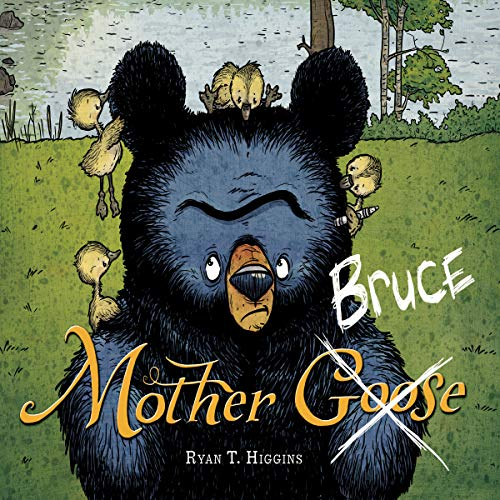 『Mother Bruce』のカバーアート