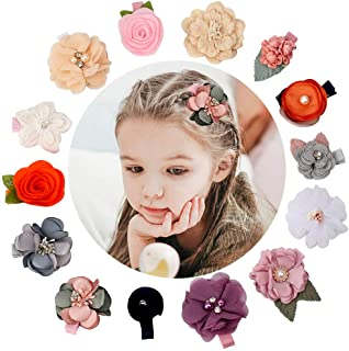 Hair Clips for Baby Hair Clips Set for Little Girls,...
