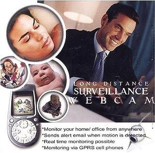 Long Distance Surveillance Webcam