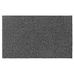 MBI - Felpudo (80 x 50 x 11 mm), Color Gris
