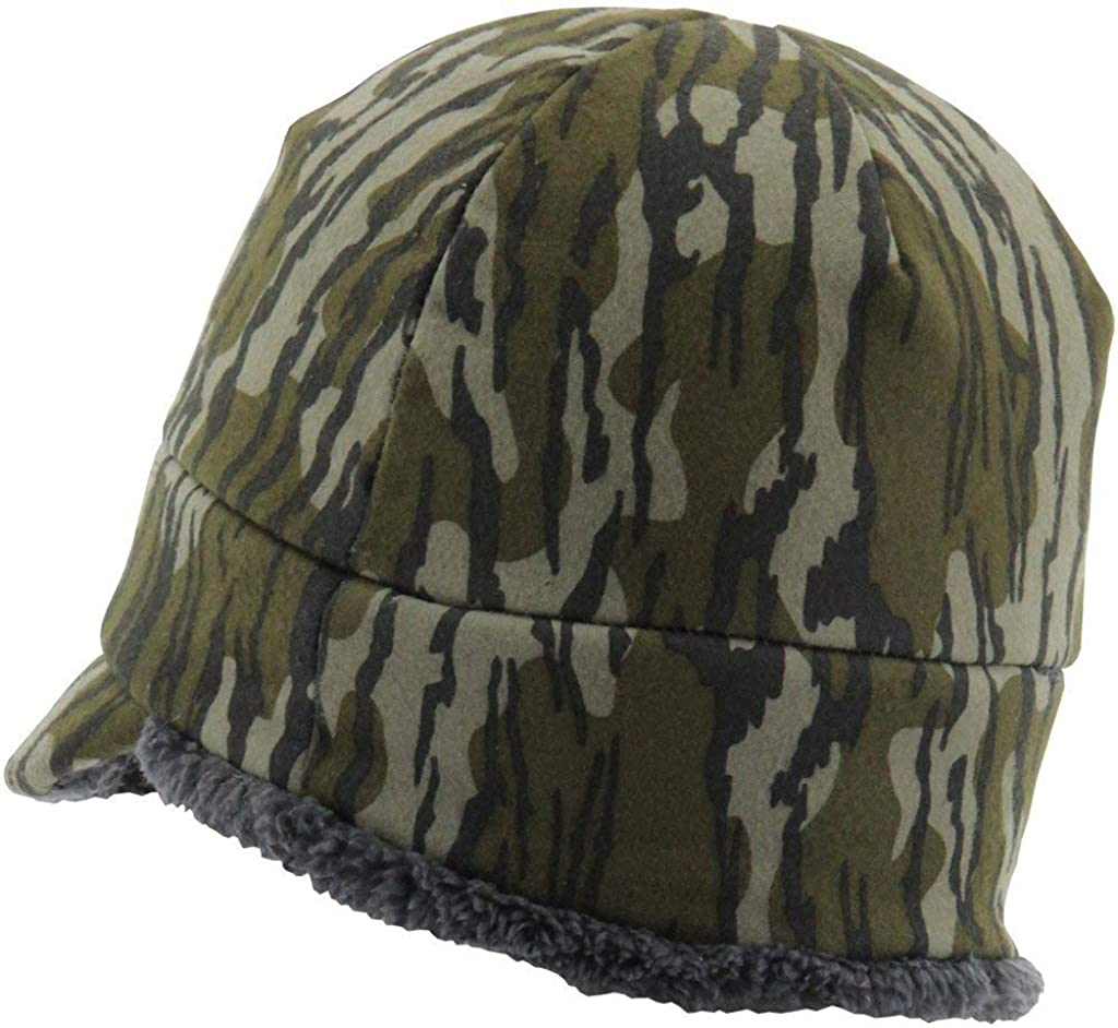 Nomad N6300008 Womens Harvester Beanie Realtree Edge//Charcoal Grey