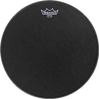 Remo Black Suede Emperor Batter Drumhead, 36cm