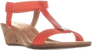 Alfani Womens Voyage Open Toe Casual T-Strap Sandals US