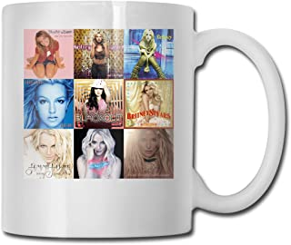 11 Ounces Funny Coffee Mug, Britney Showdown-Spears Cups, Unique Birthday for Women, Men