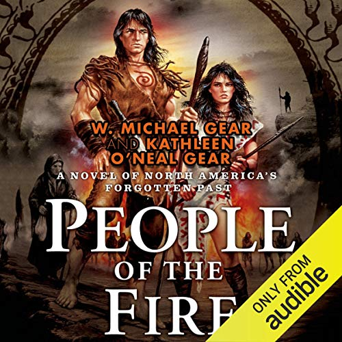 Couverture de People of the Fire
