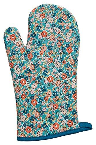 Premier Housewares Einzelner Ofen-Handschuh, hübsche Sachen, 100% Baumwolle