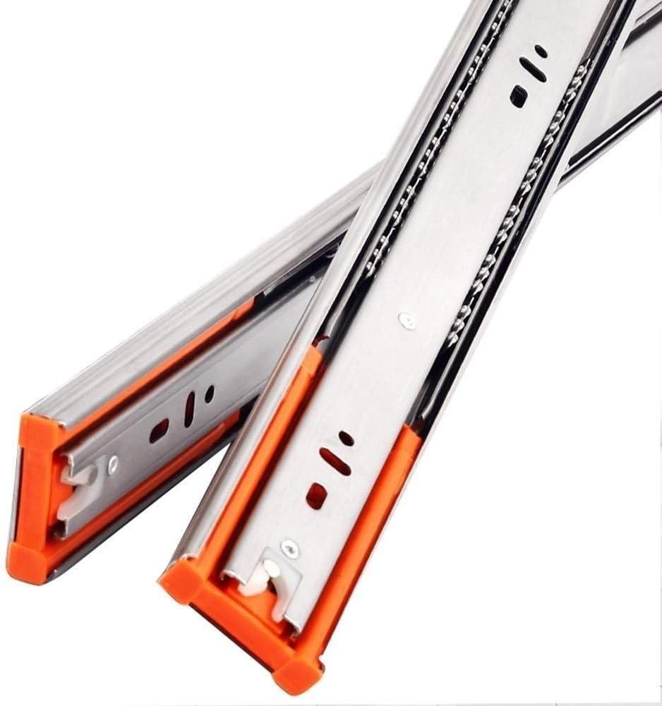 High Excellent order FGH QPLKKMOI Stainless Steel Damping Track S Buffer Drawer Three