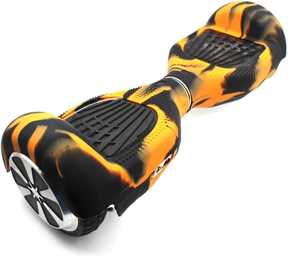 FBSPORT Oriention Scooter H/ülle Silikon Schutzh/ülle f/ür 6,5 Zoll 2 Wheels Balance Roller Kratzfest Smart Self Balancing Elektro Scooter H/ülle