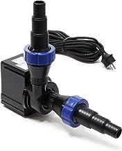 SunSun CTM-7000 SuperECO vijverpomp filterpomp skimmpomp 7000 l/h 50W