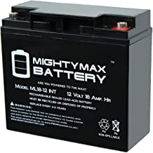 Mighty Max Battery 12V 18AH INT Battery Replacement for Troy-Bilt 7000 Watt XP Generator Brand Product