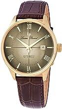 Lucien Piccard Automatic Gold Dial Men's Watch LP-1881A-YG-016
