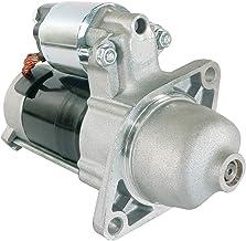 DB Electrical DB tetera snd0476nueva Starter para cortacésped Kubota césped zd25zd2805-bk/Kubota D110525HP Diesel/1g069–63010, 1G069–63011, 1G069–63012, 77700–02596