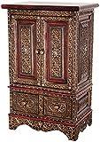 Asiatika-Online.de Schrank KOMMODE TV-Schrank Antik Design China Möbel Asien 82CM '6