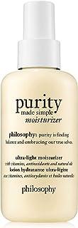 Philosophy Purity Made Simple Ultra Light Moisturiser, 140ml