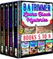 The Scottsdale Series: Four Complete Laura Black Mysteries (Books 5 - 8) (Scottsdale Series Boxed Set Book 2)