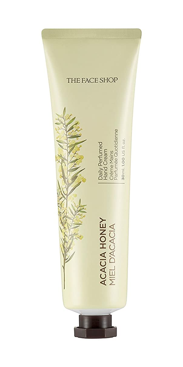決定する常習者泣く[1+1] THE FACE SHOP Daily Perfume Hand Cream [08. Acacia honey] ザフェイスショップ デイリーパフュームハンドクリーム [08.アカシアハチミツ] [new] [並行輸入品]