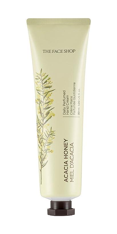 忌み嫌う騒韻[1+1] THE FACE SHOP Daily Perfume Hand Cream [08. Acacia honey] ザフェイスショップ デイリーパフュームハンドクリーム [08.アカシアハチミツ] [new] [並行輸入品]